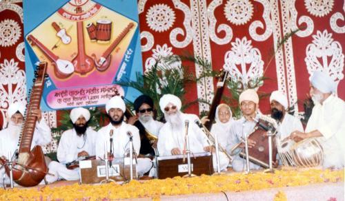 Adutti Gurmat Sangeet Samellan- 1991 (13)