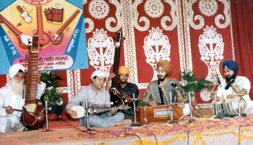 Adutti Gurmat Sangeet Samellan- 1991 (14)