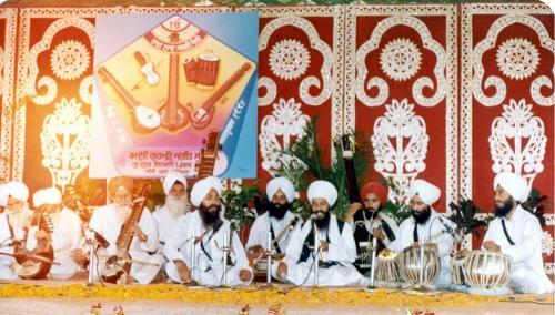 Adutti Gurmat Sangeet Samellan- 1991 (15)