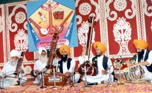 Adutti Gurmat Sangeet Samellan- 1991 (16)