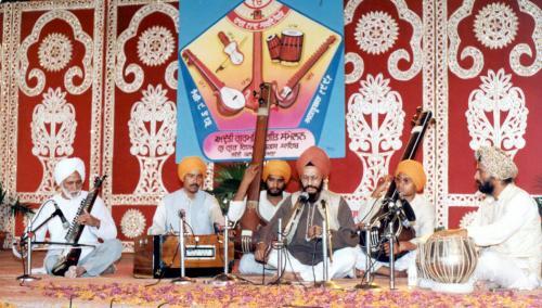 Adutti Gurmat Sangeet Samellan- 1991 (17)