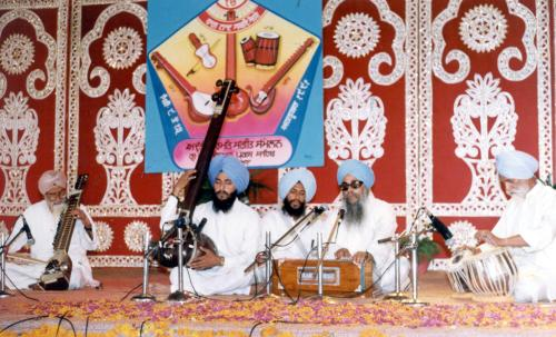 Adutti Gurmat Sangeet Samellan- 1991 (18)