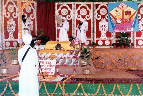 Adutti Gurmat Sangeet Samellan- 1991 (2)