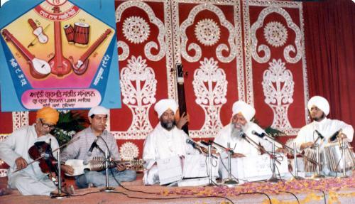 Adutti Gurmat Sangeet Samellan- 1991 (21)