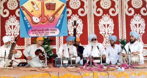 Adutti Gurmat Sangeet Samellan- 1991 (22)