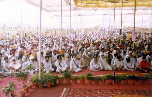 Adutti Gurmat Sangeet Samellan- 1991 (24)