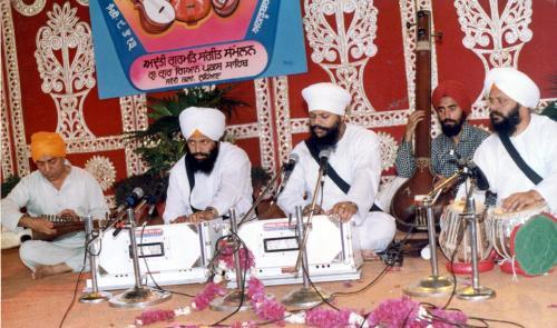 Adutti Gurmat Sangeet Samellan- 1991 (25)
