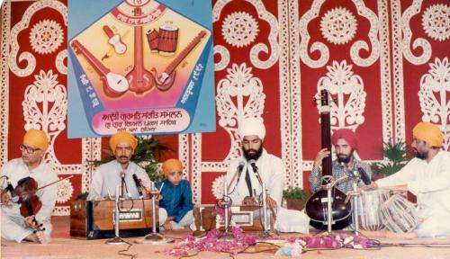 Adutti Gurmat Sangeet Samellan- 1991 (26)
