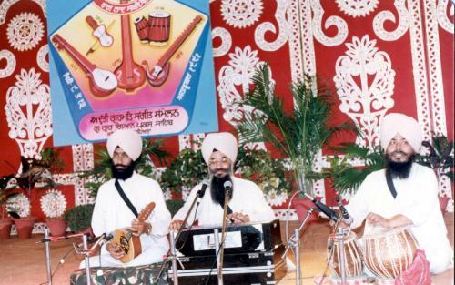 Adutti Gurmat Sangeet Samellan- 1991 (28)