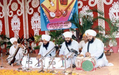 Adutti Gurmat Sangeet Samellan- 1991 (29)