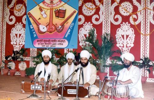 Adutti Gurmat Sangeet Samellan- 1991 (30)