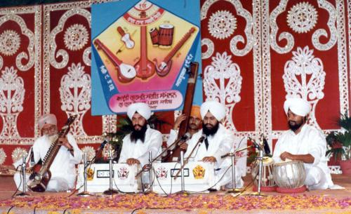 Adutti Gurmat Sangeet Samellan- 1991 (32)