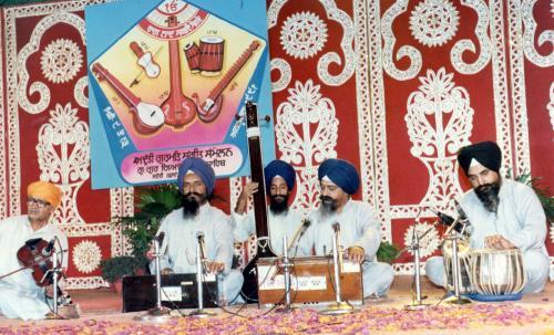 Adutti Gurmat Sangeet Samellan- 1991 (33)