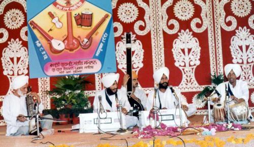 Adutti Gurmat Sangeet Samellan- 1991 (37)