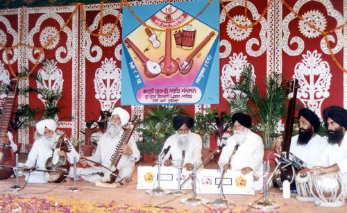Adutti Gurmat Sangeet Samellan- 1991 (38)