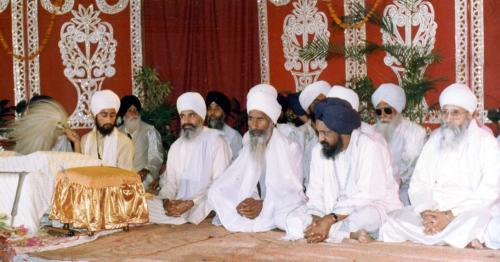 Adutti Gurmat Sangeet Samellan- 1991 (4)