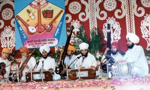 Adutti Gurmat Sangeet Samellan- 1991 (40)