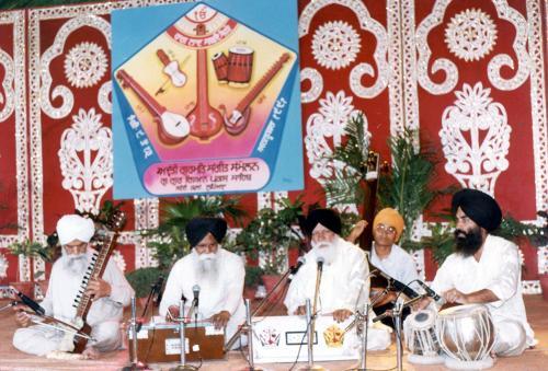 Adutti Gurmat Sangeet Samellan- 1991 (41)