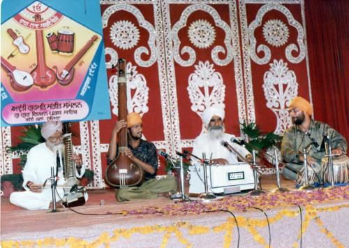 Adutti Gurmat Sangeet Samellan- 1991 (46)