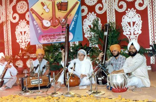 Adutti Gurmat Sangeet Samellan- 1991 (47)