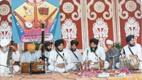 Adutti Gurmat Sangeet Samellan- 1991 (49)
