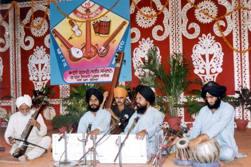 Adutti Gurmat Sangeet Samellan- 1991 (51)