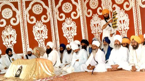 Adutti Gurmat Sangeet Samellan- 1991 (52)