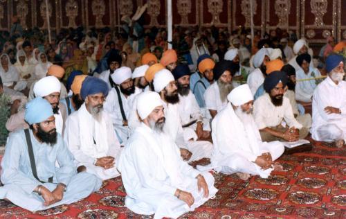 Adutti Gurmat Sangeet Samellan- 1991 (54)