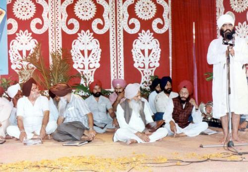Adutti Gurmat Sangeet Samellan- 1991 (56)