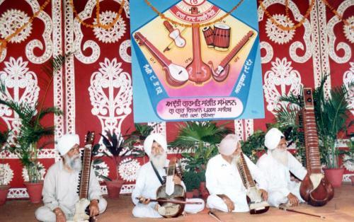 Adutti Gurmat Sangeet Samellan- 1991 (57)