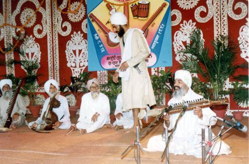 Adutti Gurmat Sangeet Samellan- 1991 (58)