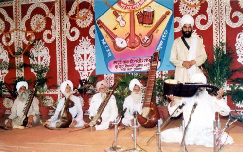 Adutti Gurmat Sangeet Samellan- 1991 (59)
