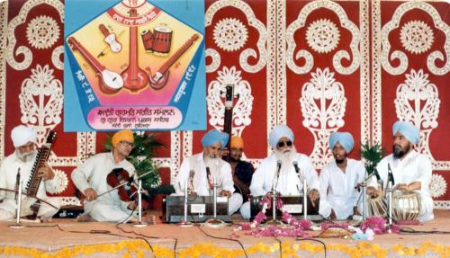 Adutti Gurmat Sangeet Samellan- 1991 (6)