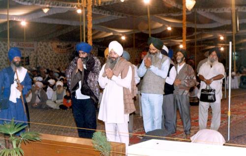 Adutti Gurmat Sangeet Samellan- 1991 (60)