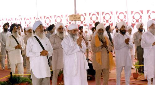Adutti Gurmat Sangeet Samellan- 1991 (61)