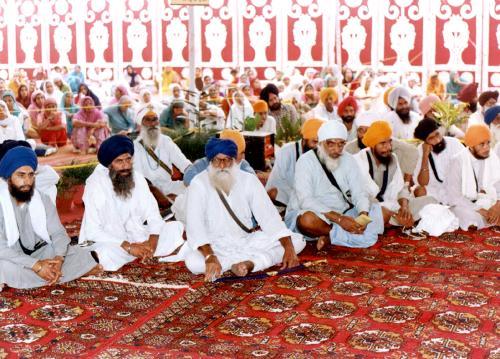 Adutti Gurmat Sangeet Samellan- 1991 (62)