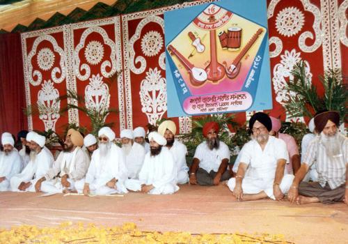 Adutti Gurmat Sangeet Samellan- 1991 (63)