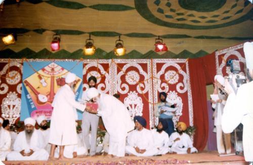 Adutti Gurmat Sangeet Samellan- 1991 (67)