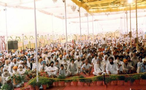 Adutti Gurmat Sangeet Samellan- 1991 (68)