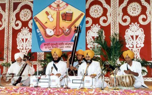Adutti Gurmat Sangeet Samellan- 1991 (7)