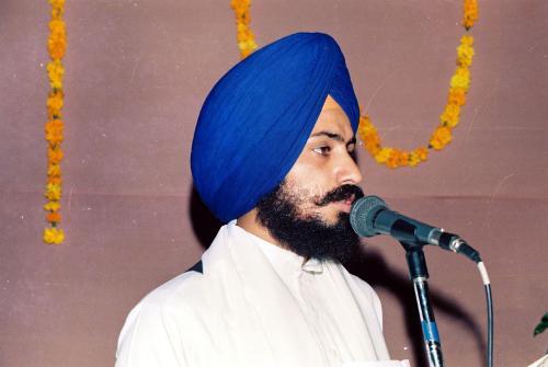Giani Sahib Singh ji Canada