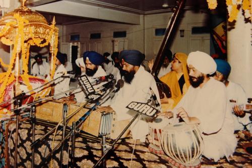 Adutti Gurmat Sangeet Samellan 1995 (1)