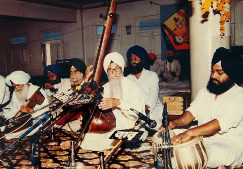 Adutti Gurmat Sangeet Samellan 1995 (10)