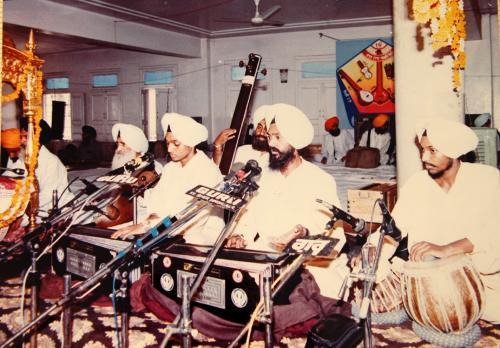 Adutti Gurmat Sangeet Samellan 1995 (12)