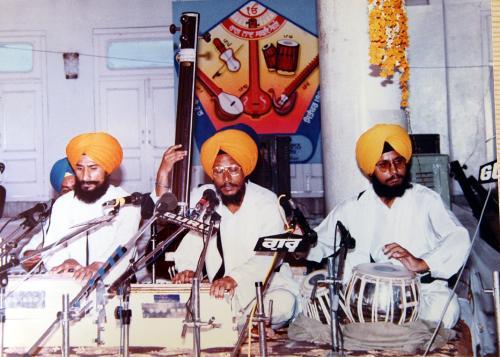 Adutti Gurmat Sangeet Samellan 1995 (13)