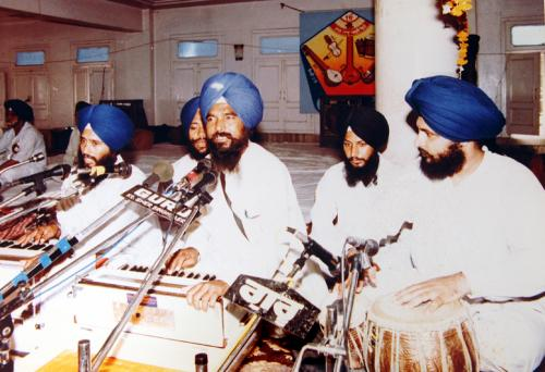 Adutti Gurmat Sangeet Samellan 1995 (14)