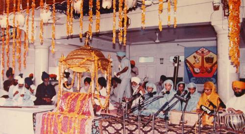 Adutti Gurmat Sangeet Samellan 1995 (15)
