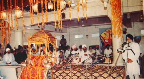 Adutti Gurmat Sangeet Samellan 1995 (17)