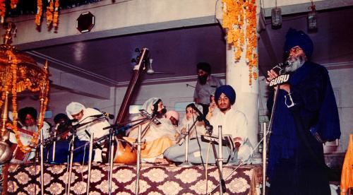 Adutti Gurmat Sangeet Samellan 1995 (18)
