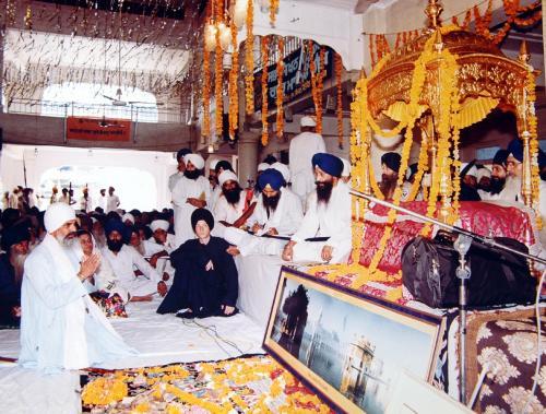 Adutti Gurmat Sangeet Samellan 1995 (19)
